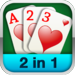 2 in 1 Solitaire